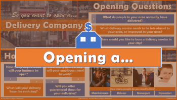 Opening a...